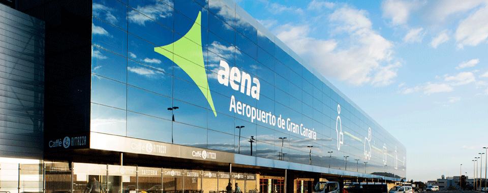 Resultado de imagen para aena Aeropuertos España