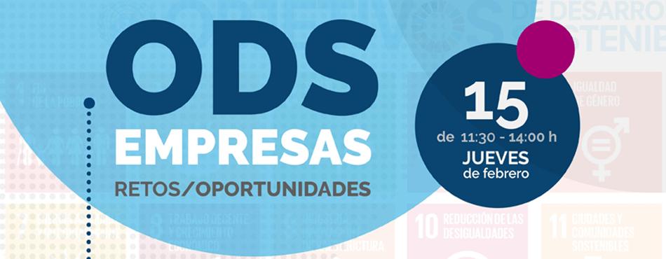 Jornada \'ODS y empresas, tendencias y oportunidades ...