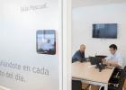 calidad pascual nuevas oficinas trabajo colaborativo