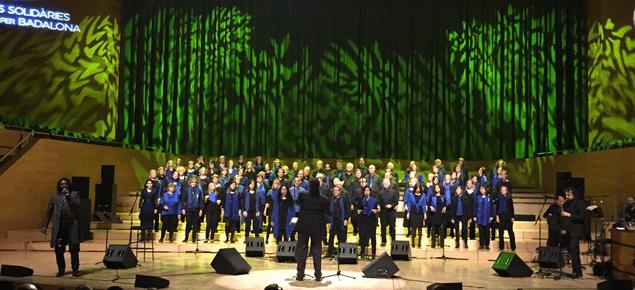segundo concierto solidario menarini