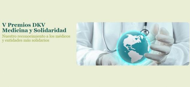 V Premios DKV Medicina y Solidaridad